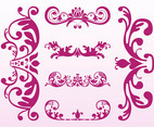 Floral Ornaments Designs