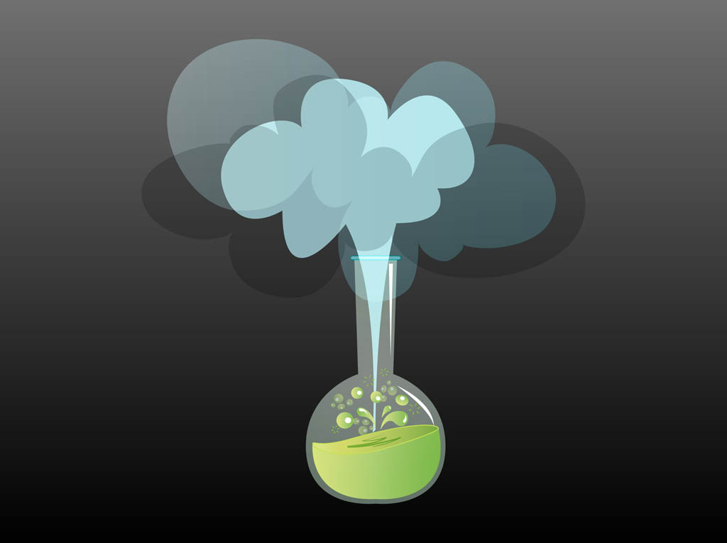 Chemical Reactions Wallpaper Chemical Reaction Graphics