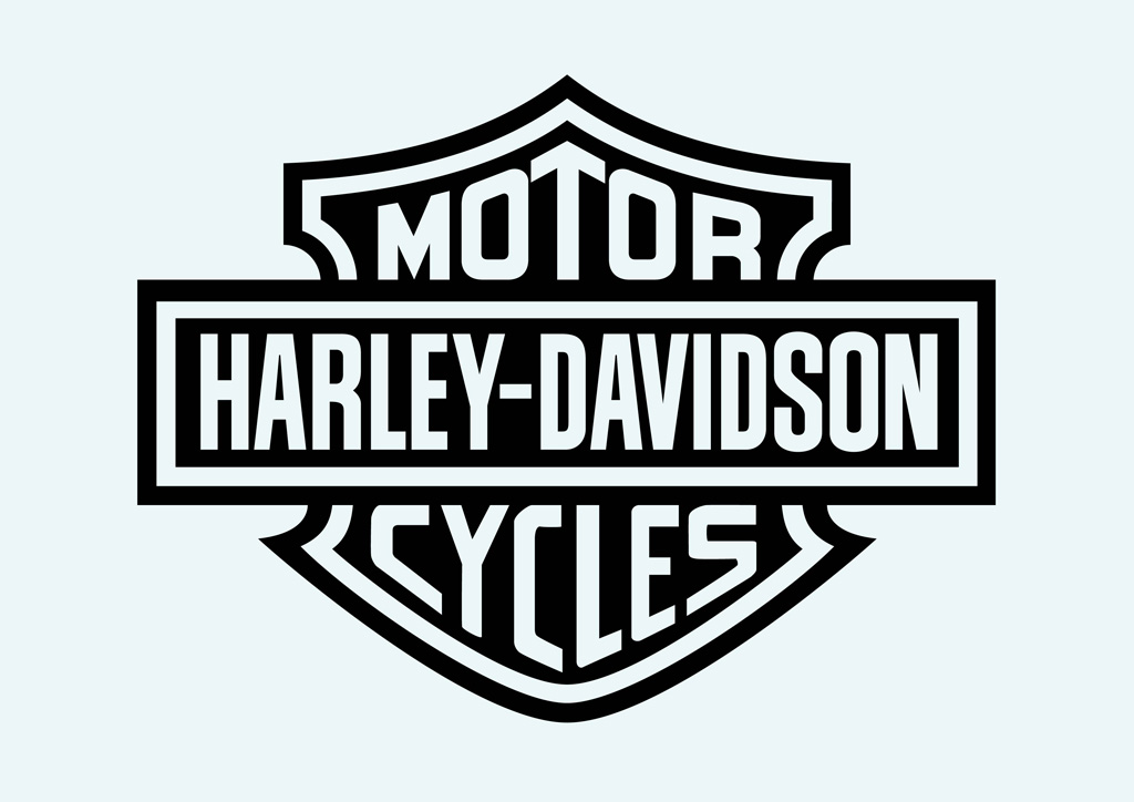 harley davidson vector art graphics freevector com rh freevector com harley davidson logo vectoriel harley davidson vector logo download