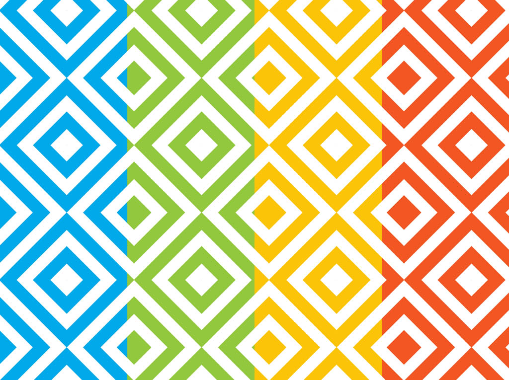 ... colorful patterns images of brightly colored patterns with concentric: www.freevector.com/square-patterns-set