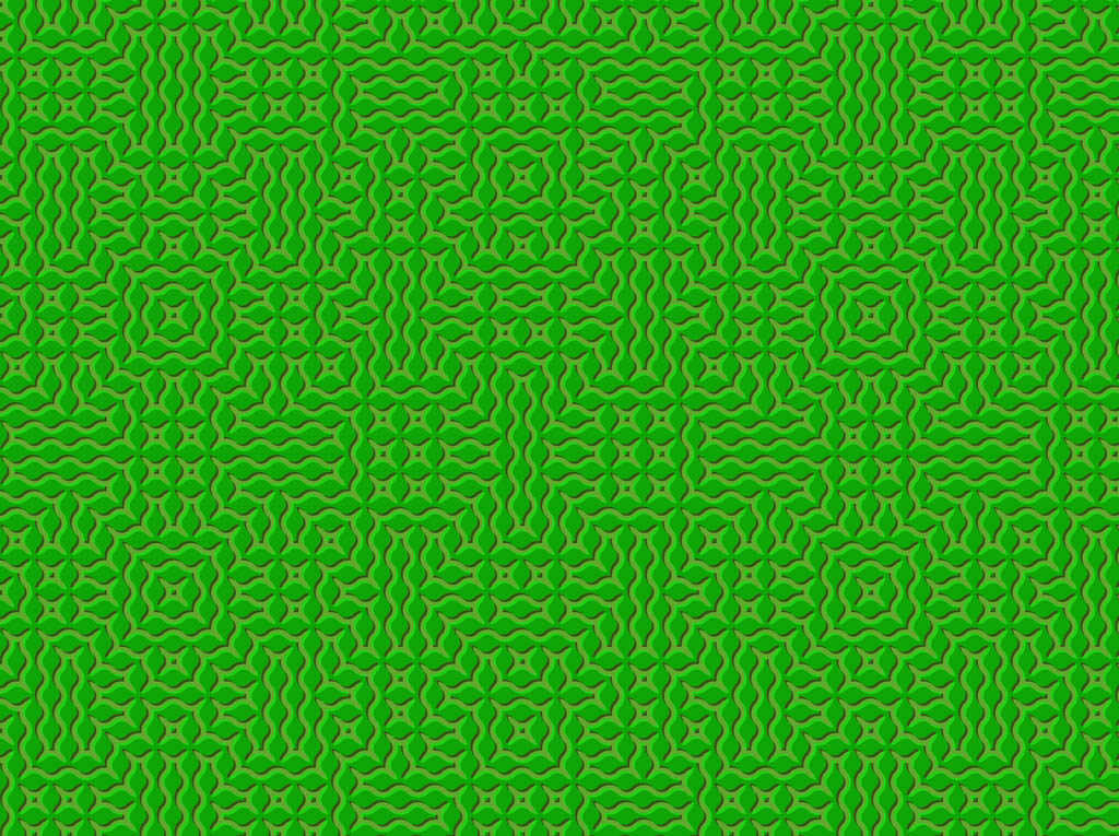 Leaves Vector Pattern