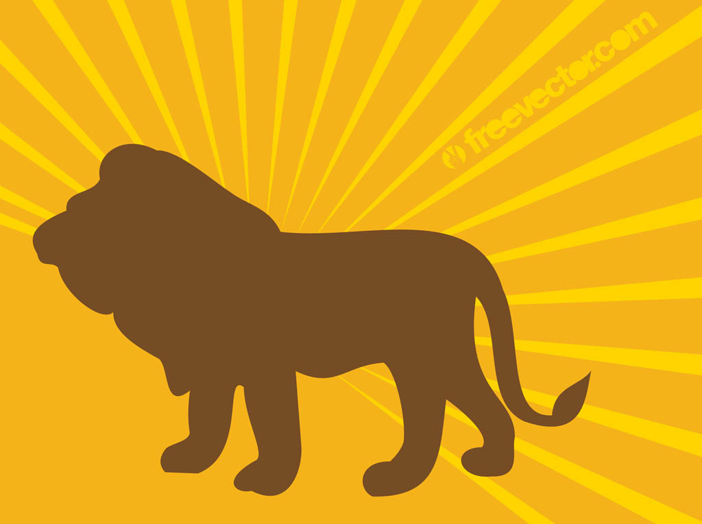 Lion Silhouette Image Vector Art Graphics Freevector Com The best selection of royalty free lion silhouette vector art, graphics and stock illustrations. lion silhouette image vector art