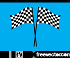 Racing Flags Layout