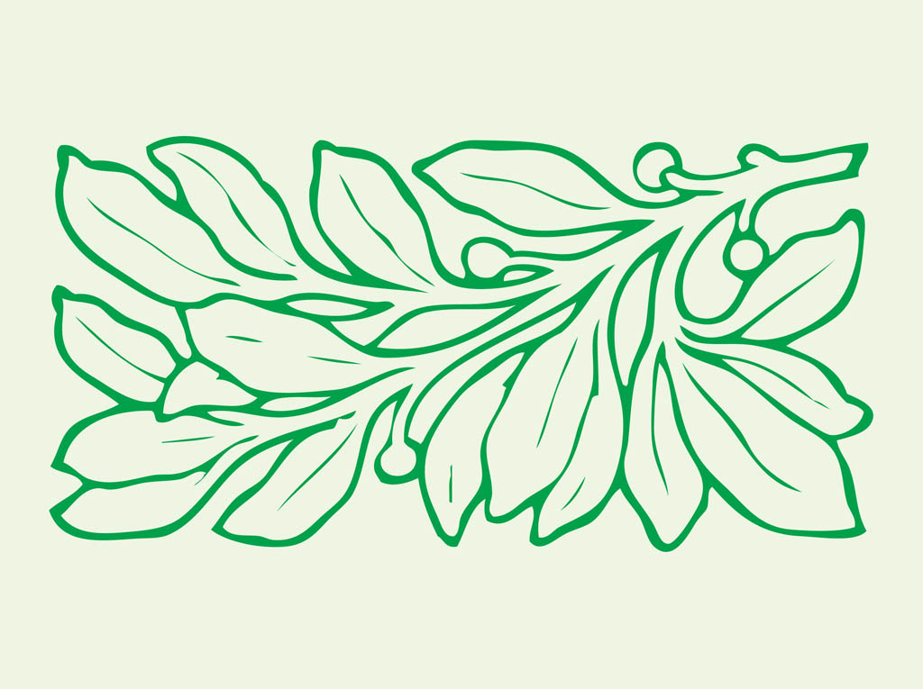 Leaves Graphics