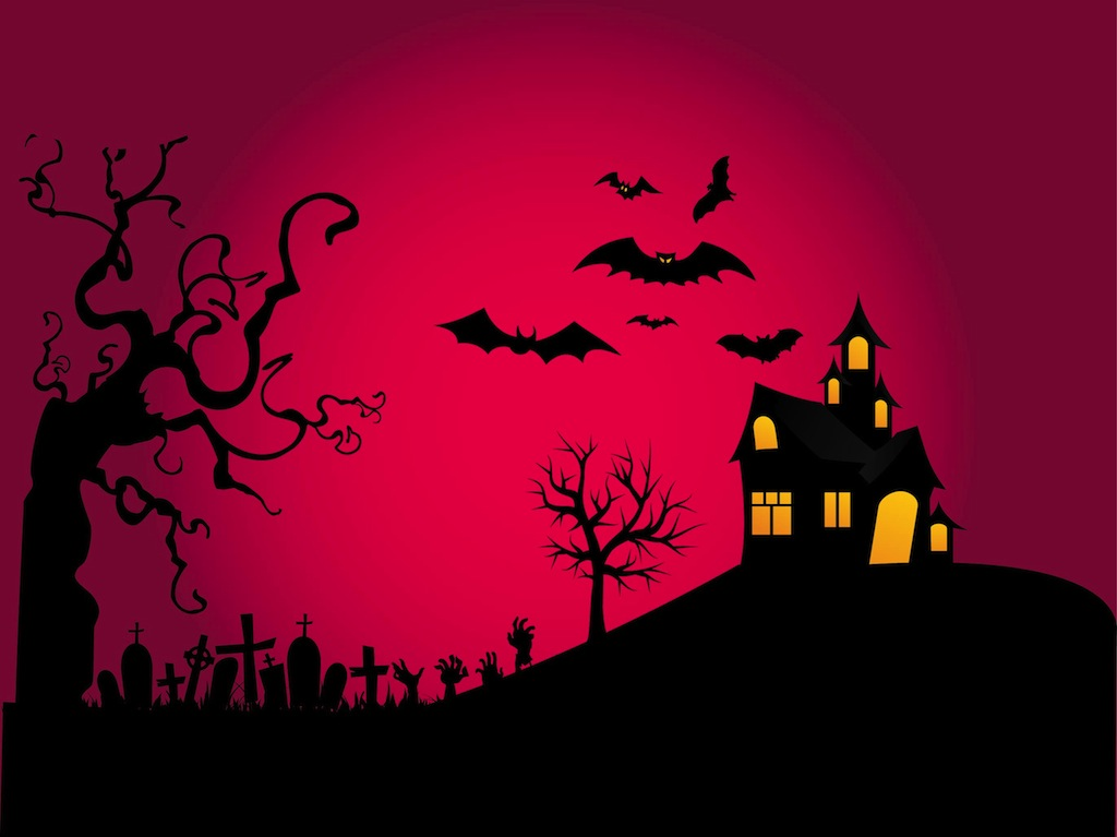Halloween Night Design
