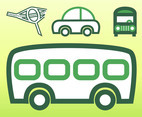 Transportation Vector Graphics