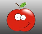 Smiling Apple