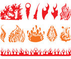 Fire Graphics Set