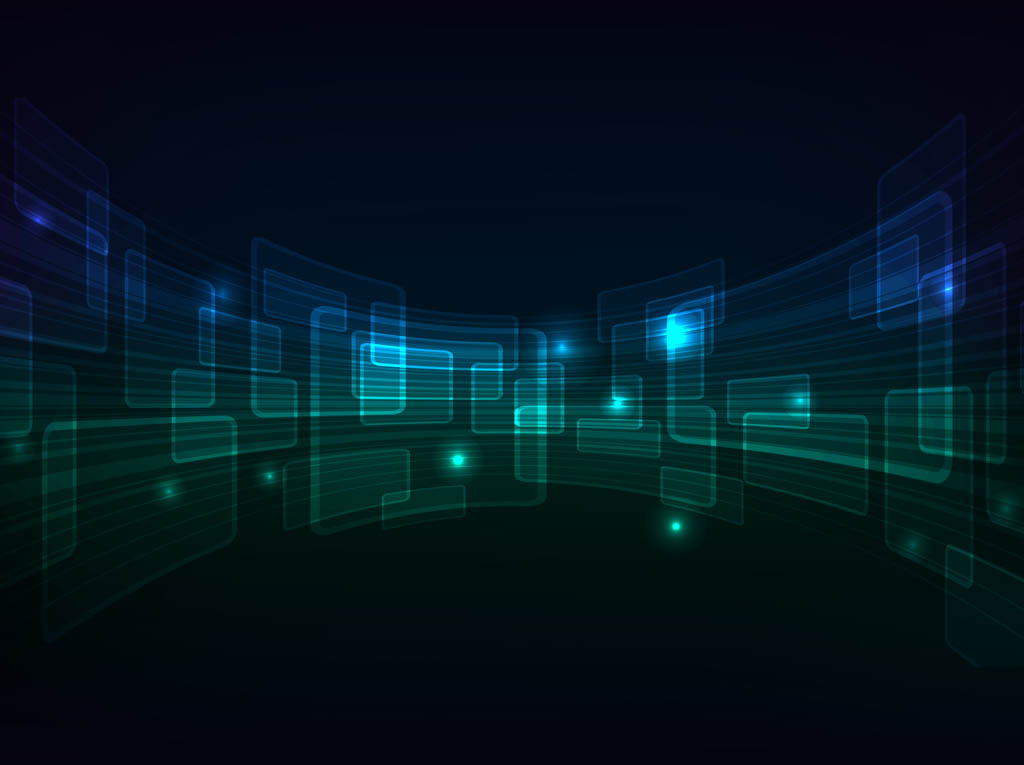 futuristic vector background -#main