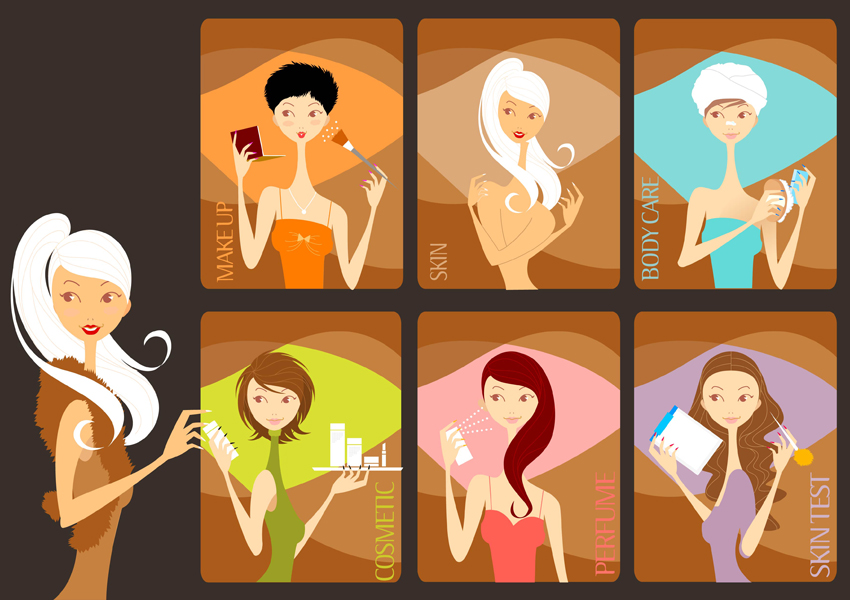 beauty salon clipart free - photo #4