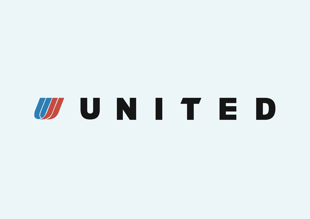 United Air Lines Vector Logo