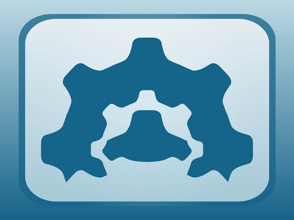 Gear Wheels Icon