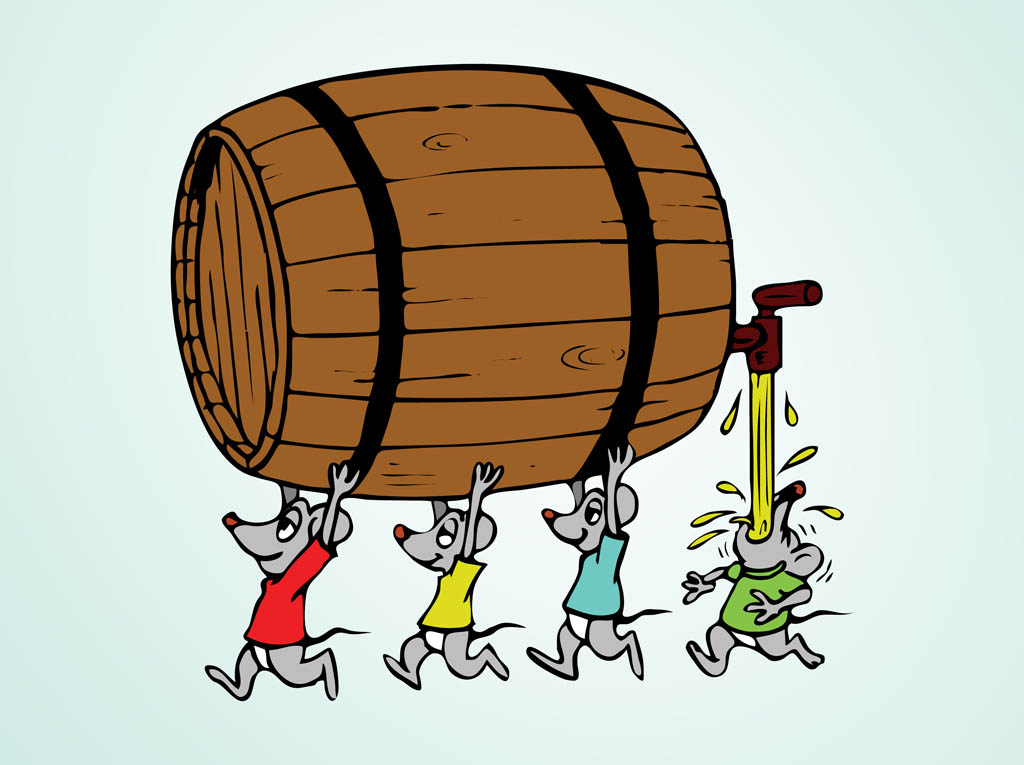 Mice With Barrel