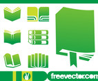 Books Icons Graphics