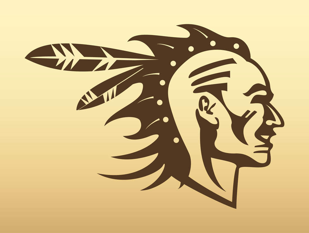 free vector native american - photo #2