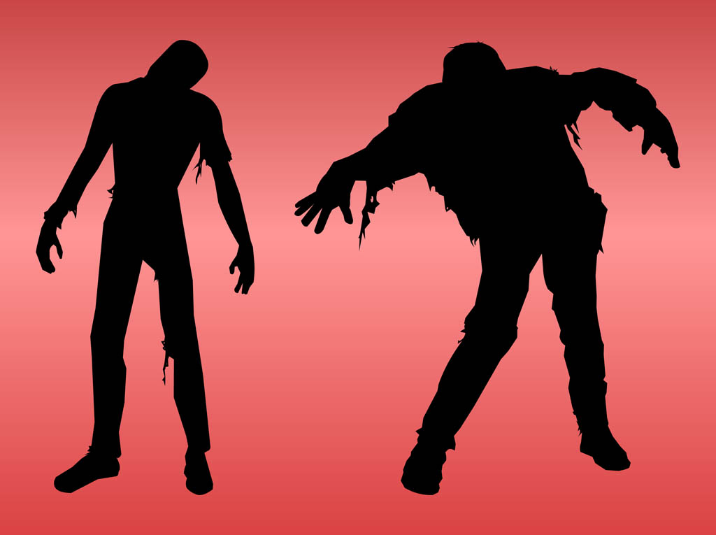 free zombie clipart images - photo #48