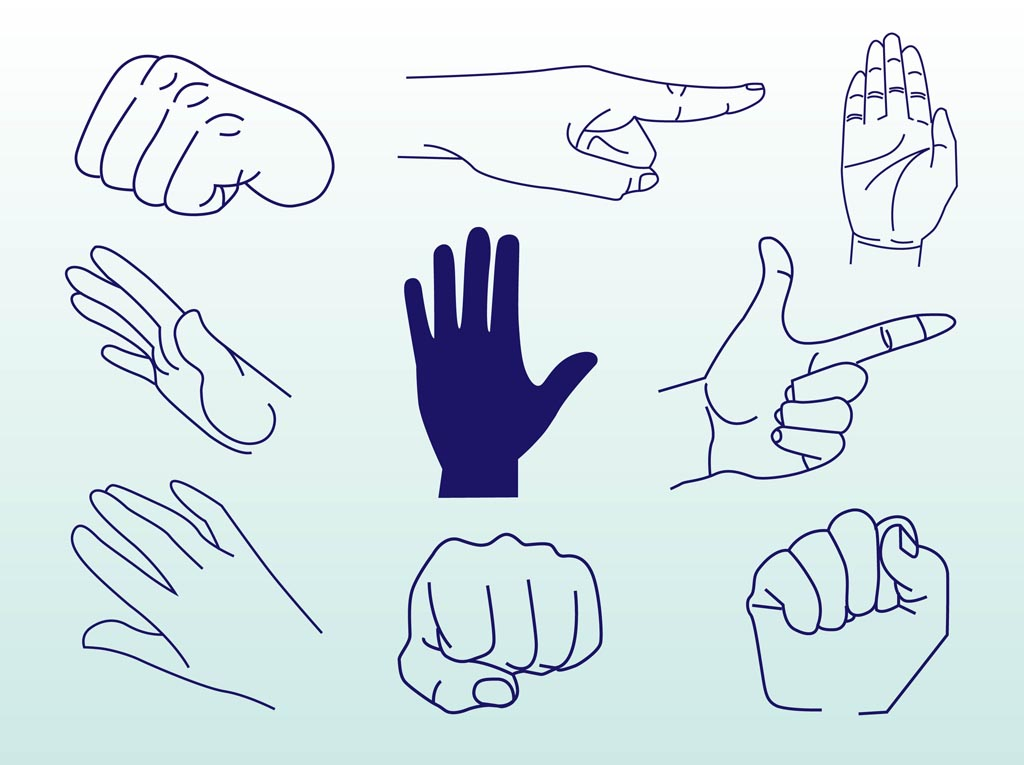 hands vectors vector art   graphics freevector com free hand vector icon free vector hand stop