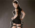 Cool Lara Croft