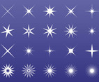 Stars And Sparkles Graphics
