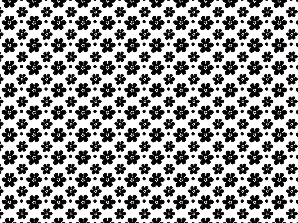 This is an image of Juicy Printable Flowers Pattern