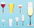 Glassware And Drinks