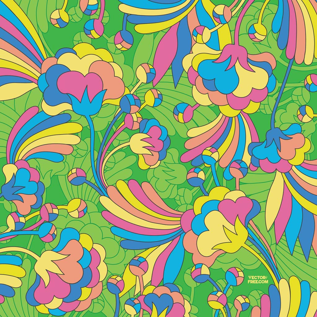 1960s wallpaper psychedelic swirls - photo #32
