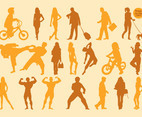 Vector People Graphics