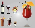 Drinks Vectors