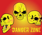 Danger Zone Vector
