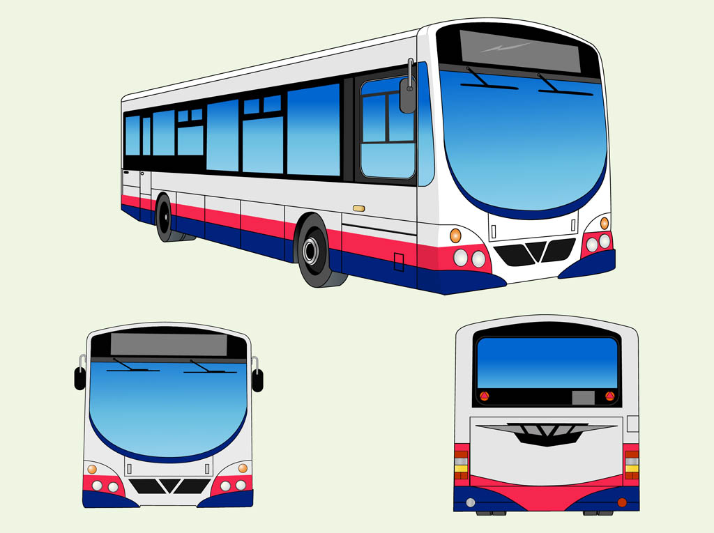 Bus Graphics
