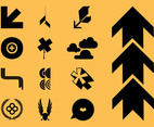 Cool Icons Vectors Set