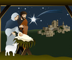 Nativity Vector Graphics