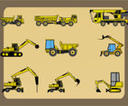 Heavy Construction Vehicles