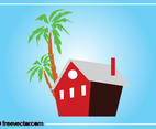 Tropical House Graphics