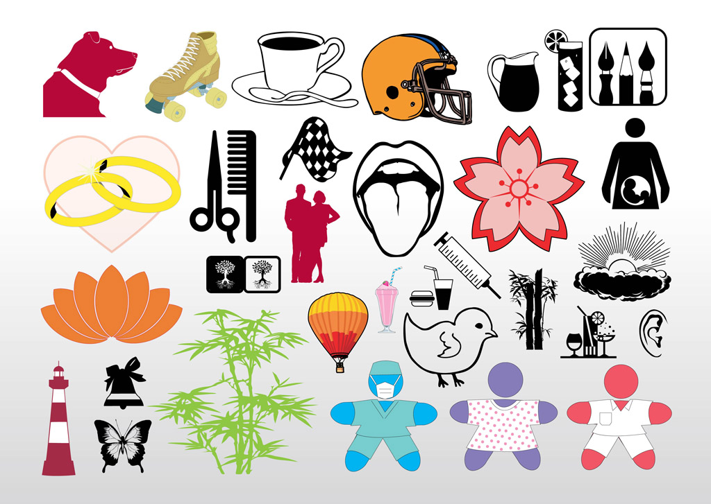 Free vector clipart for Cool drawing websites free
